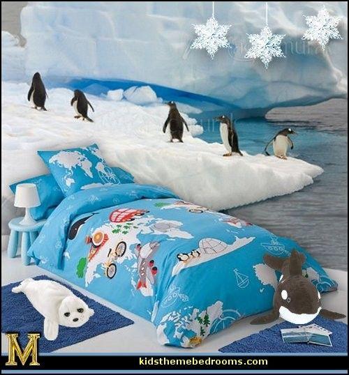 2014 Halloween Frozen Snowflake Decorations - 2014 Winter Wonderland Theme Bedrooms