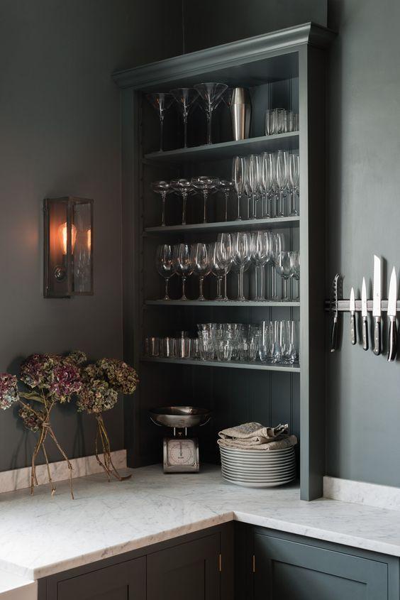 Winterzauber Auf Dem Balkon Oder Endlich Das Fehlende Regal Suchen Auf Diese Einrichtungsideen Haben Wir Jetzt En 2020 Diseno De Cocina Cocinas De Casa Cocina Oscura