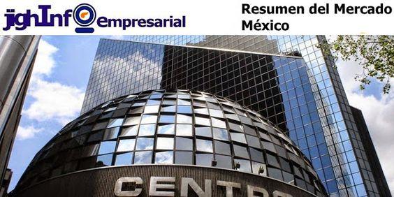 #Empresas #Bolsa #Finanzas: México, Resumen: Peso y bolsa estables con leve ba...