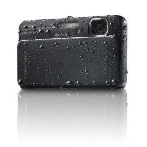 Sony Cyber-Shot DSC-TX10 16.2 MP Waterproof Digital Still Camera with Exmor R CMOS Sensor, 3D Sweep Panorama and Full HD 1080/60i Video (Black) --- http://www.amazon.com/Sony-Cyber-Shot-DSC-TX10-Waterproof-Panorama/dp/B004H8FNGM/?tag=steadyva-20