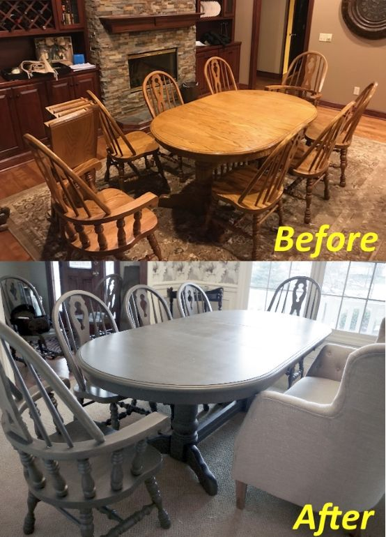 Refinished Dining Room Table Painted Kitchen Tables Dining Room Table Kitchen Chairs Diy
