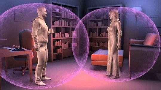 La relation d'Esprit cosmique et télépathie:
