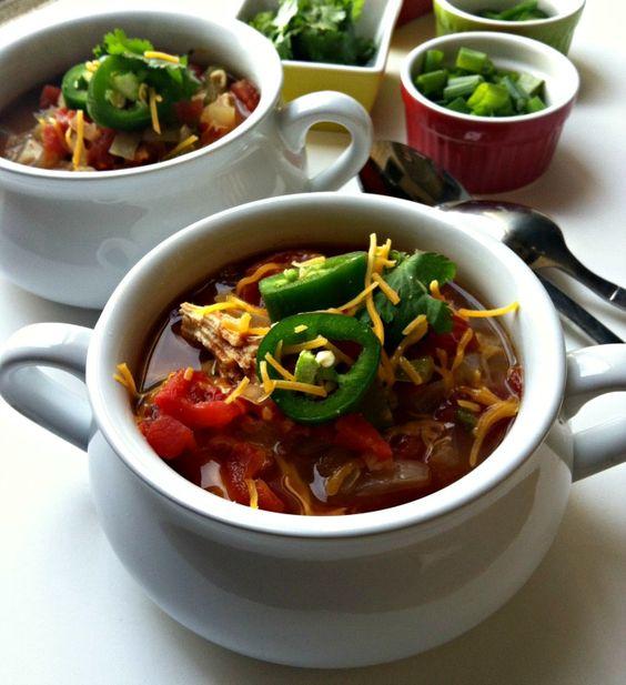 Find chicken tortilla soup recipe