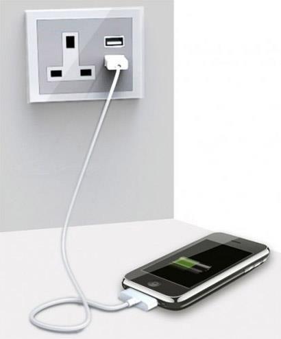 Quando? Aqui está 1 novo conceito de tomadas que inclui portas USB veja uma foto http://bbus.biz/t/110251