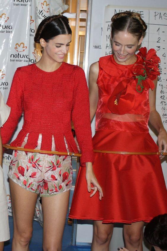 María Noel Pepe   N O U S >>>> Liiiio por favor en BAFWEEK