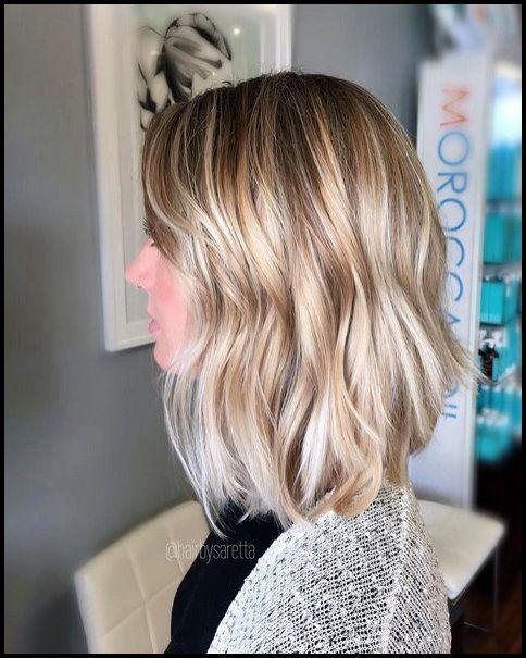 10 Mittelgrosse Stile Perfekt Fur Dunnes Haar Popular Frisuren Thin Hair Haircuts Medium Thin Hair Medium Hair Styles