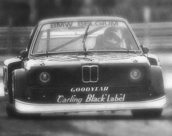 ca April 16, 1978 - 6 Hours Dijon The #20 Carling Black Label 320 driven by Patrick Neve and Harald Grohs.