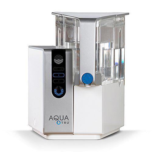Aquatru Countertop Water Purification System With Exclusi