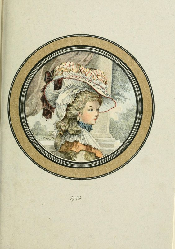 Mademoiselle Bertin, marchande de modes de la reine, 1747-1813