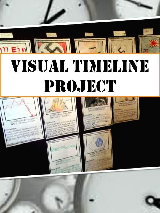 timeline projects for students