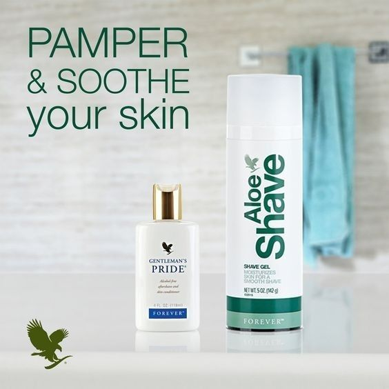 Aloe Shave Is Combined With Glycerin A Well Known Mild