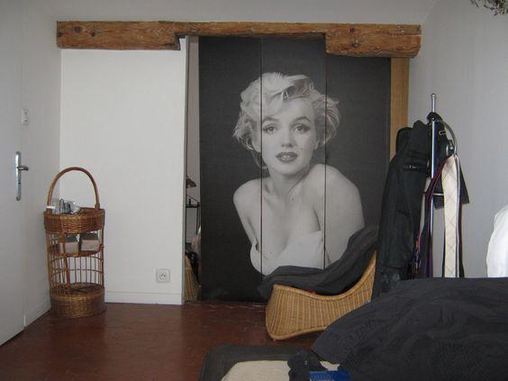 Cool Marilyn Monroe Themed Girls Bedroom Ideas Minimalis