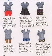 """Changing Lives: T-shirt, o novo """"vestido preto""""?!"""