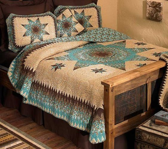 Western Star Cla2609229b Bedding Sets Bed Comforter Sets