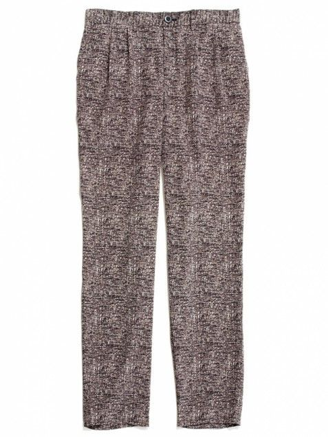 Pajama-like pants meet trendy pants. Super comfy and trendy! #fashion http://www.ivillage.com/layer-it-15-chic-and-comfy-thanksgiving-looks/5-b-402678#500566