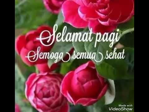 Ucapan Selamat Pagi Youtube Good Morning Beautiful Gif Assalamualaikum Image Good Morning Quotes