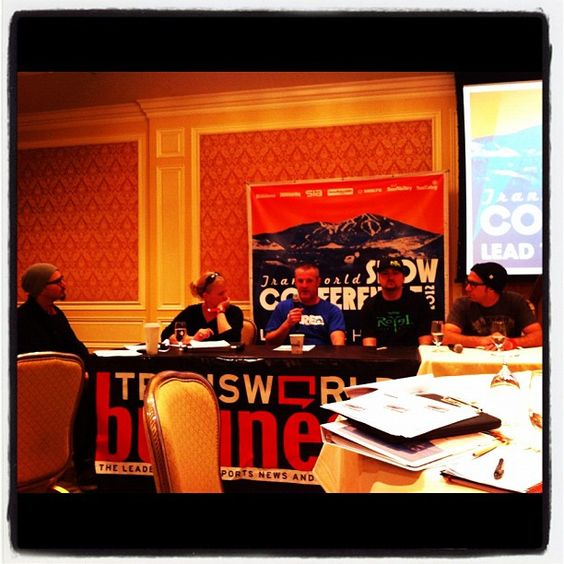 TransWorld Business Snow Conference, Sun Valley, ID