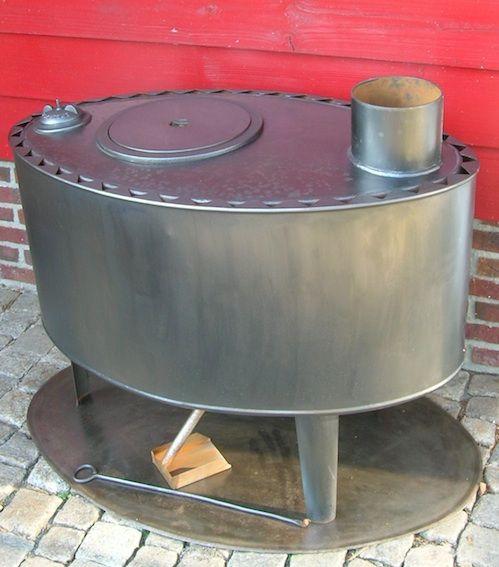 Danish Bekkasinen nr.2 wood stove. | Classic and modern Scandinavian wood stoves. | Pinterest ...