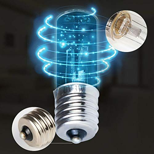 Sunday88 Uv Sanitizer Light Quartz Lamp Bulb 3w With Ozone Sunday88 In 2020 Ultraviolet Lamp Lamp Bulb Quartz Lamp