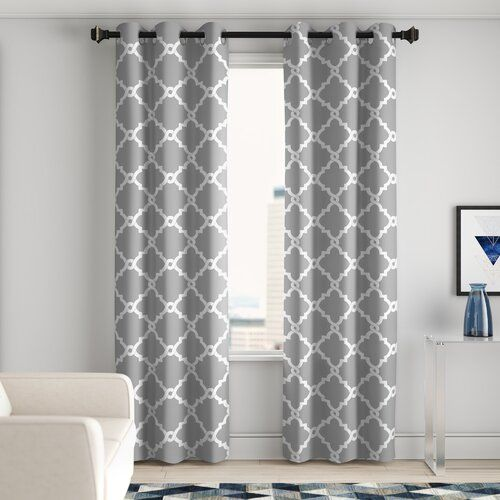 Fairmont Park Chipping Norton Eyelet Room Darkening Curtains