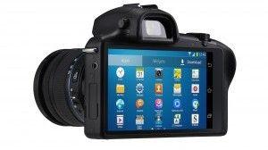 Erste Systemkamera mit Android und LTE