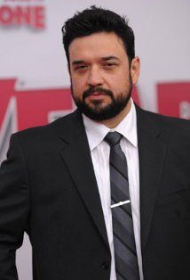 Horatio Sanz  we've had some good chats, he and I