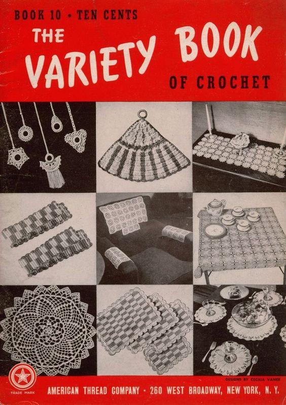 Filet Crochet Patterns For Home Decor