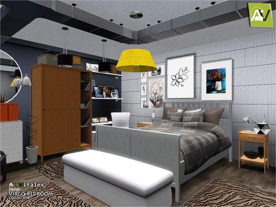 ArtVitalex's Virgo Bedroom