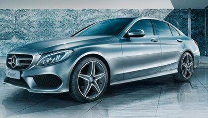 Coupé | Mercedes-Benz - Grupo Itatiaia