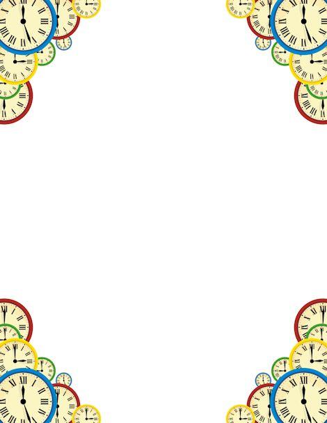 Clock On Pinterest