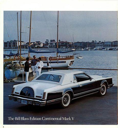1979 bill blass edition lincoln continental mark v lincoln continental rvinyl. Black Bedroom Furniture Sets. Home Design Ideas