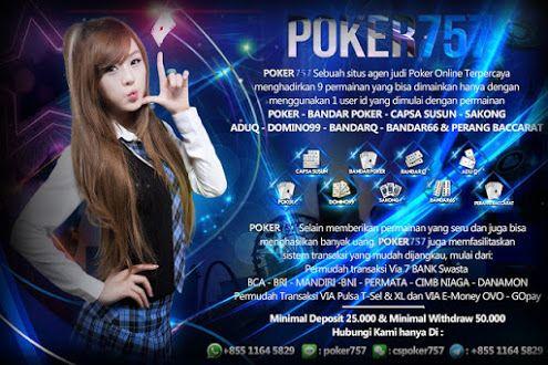 Pin On Memilih Situs Taruhan Online Terpercaya Poker757