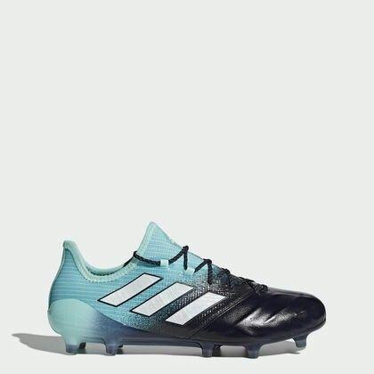 Adidas ace 17.1 Ocean Storm leather | Football boots, Adidas