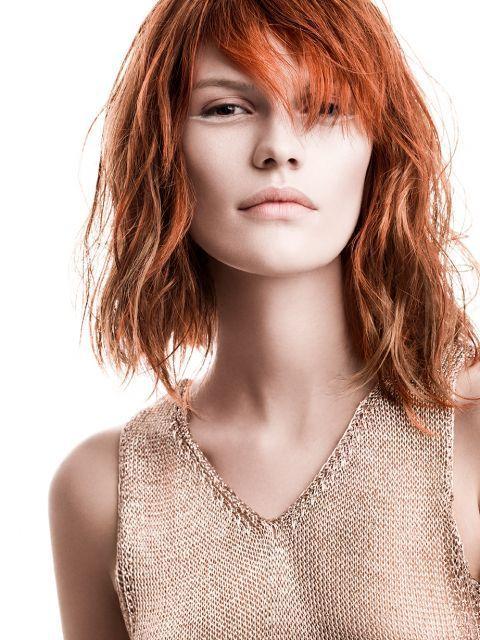 Frisuren Halblang Frisuren Trendfrisuren Haar