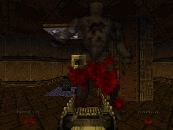 Doom 64 Screenshots For Nintendo 64 Mobygames Doom Card Games Nintendo 64
