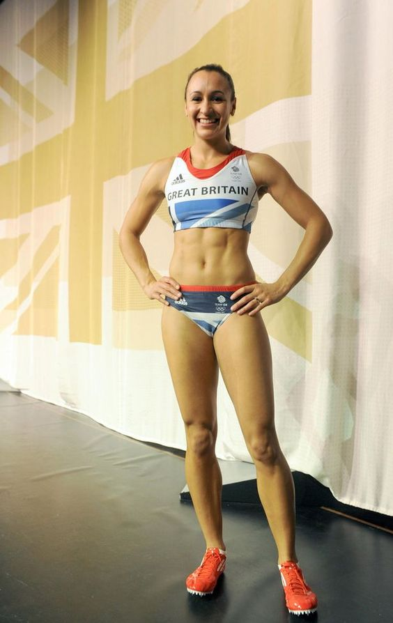 Jessica Ennis - Decathlon superstar