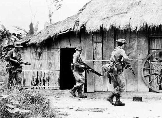 Dates of vietnam war in Australia