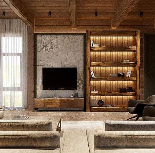 31 Wall Lighting Ideas For Living Room Tv Unit Design Living