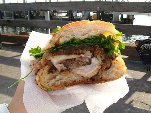 City San Francisco Cuisine Rotisserie Signature Dish Porchetta
