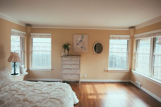 home tour: our bedroom.
