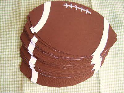 Football Invitations #UltimateTailgate #Fanatics