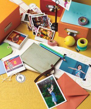 Organizing for Your Personality - Photos