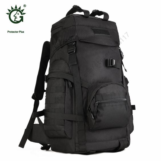 best recommendedArmy Fans 60L High-capacity Men's Backpack High ...