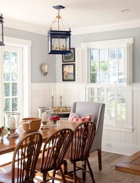 Salty Dog - beach-style - Dining Room - Other Metro - Flagg Coastal Homes