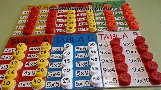 50 Ideas para enseñar matemáticas - Educación Preescolar - Alumno On