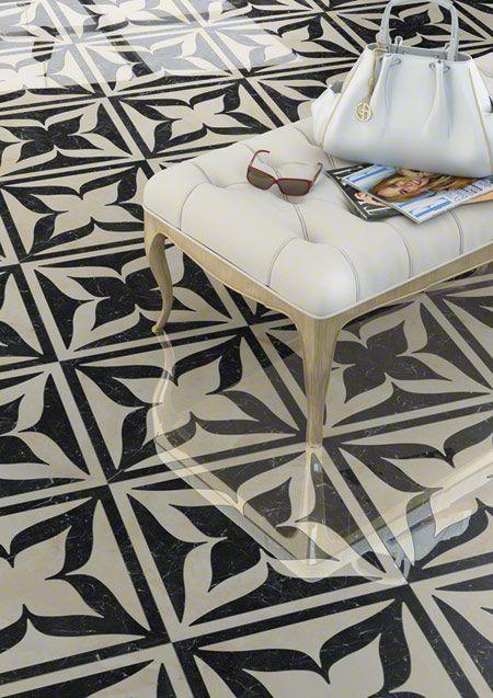 Serie MÁRMOLES  est un grès cérame émaillé, apparence marbre,  parfait pour votre salon. | VIVES Azulejos y Gres S.A.