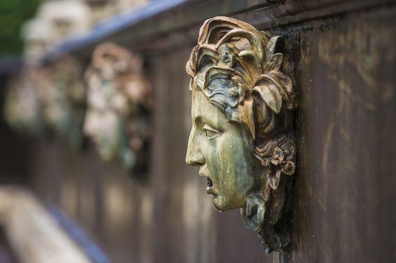 https://flic.kr/p/C3GwZg | Saint-Petersburg | Mascaron en.wikipedia.org/wiki/Peterhof_Palace