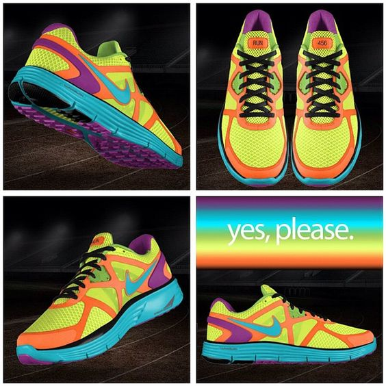 i run in Lunarglides...but these are legit.  might have to custom these out ;o)