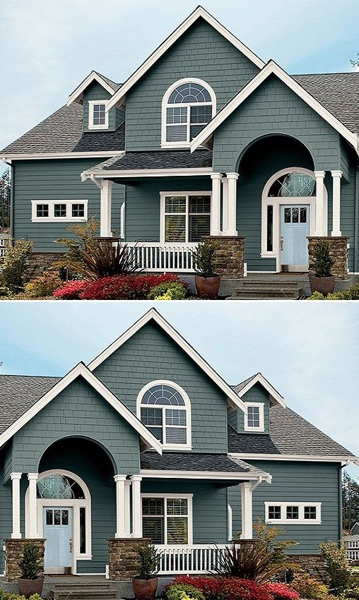 How To Choose Exterior Paint Colors For Your House Is No