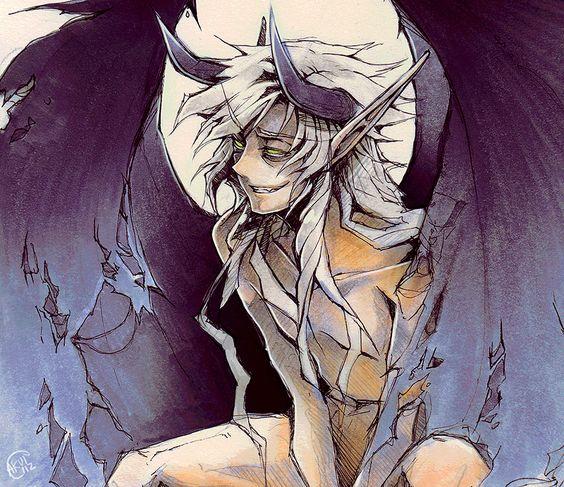 Darkness Falls (Toriko OC Story